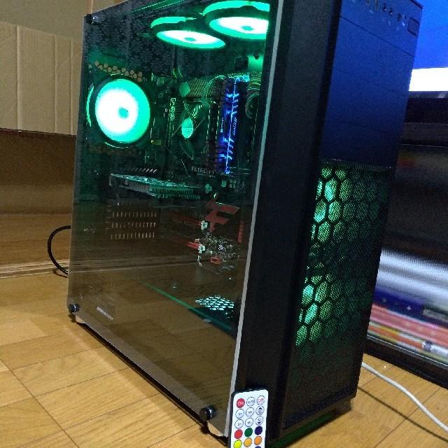 i7 ゲーミングPC スマホ/家電/カメラのPC/タブレット(デスクトップ型PC)の商品写真