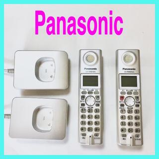 パナソニック(Panasonic)のPanasonic パナソニック 子機 2台セット(その他 )