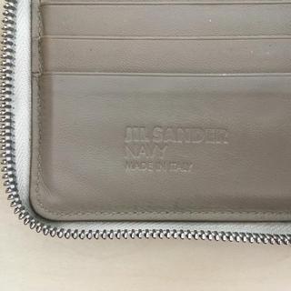 ジルサンダー(Jil Sander)のJIL SANDER NAVY 財布(財布)
