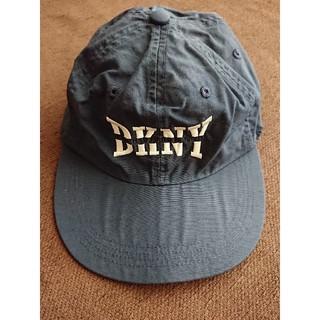 ダナキャランニューヨーク(DKNY)のDKNY ロゴキャップ(キャップ)