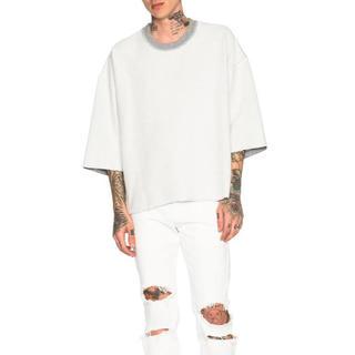 フィアオブゴッド(FEAR OF GOD)のFEAR OF GOD s/s crew neck sweatshirt(スウェット)