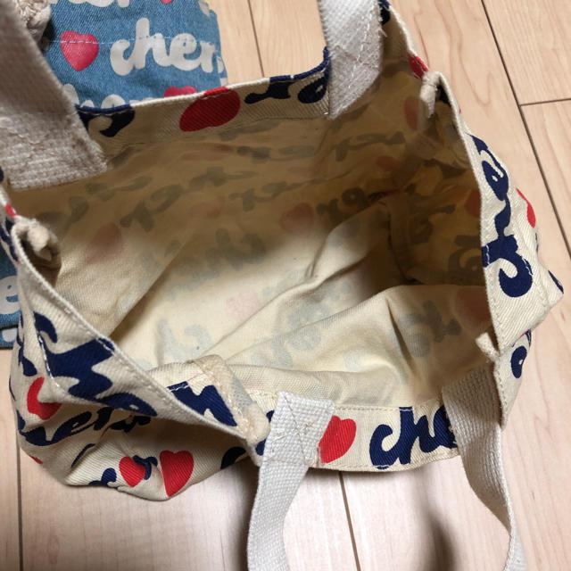 Cher(シェル)のcherハンドバッグ レディースのバッグ(ハンドバッグ)の商品写真