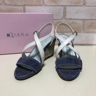 ダイアナ(DIANA)のDIANA☺︎︎︎︎(サンダル)