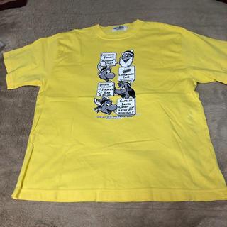 キャプテンサンタ(CAPTAIN SANTA)のキャプテンサンタイエローTシャツ(Tシャツ/カットソー(半袖/袖なし))
