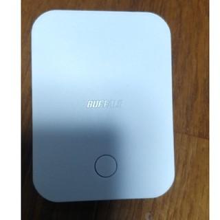 バッファロー(Buffalo)のBUFFALO 無線LAN中継器 WEX-733D(PC周辺機器)