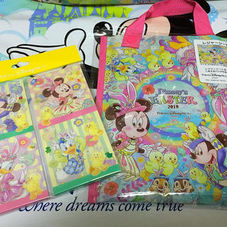 Disney - ディズニーシー限定販売 レジャーシート メモ4種セット