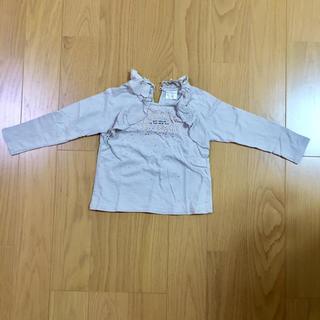 ザラ(ZARA)の女の子 カットソー ZARA 98㎝(Tシャツ/カットソー)