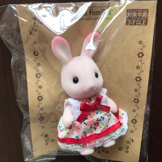 エポック(EPOCH)のももいろウサギの女の子★新衣装(ぬいぐるみ/人形)
