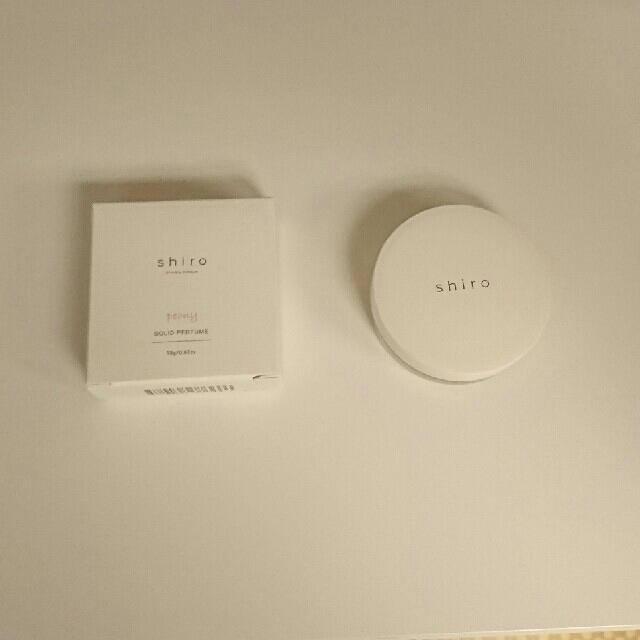 shiro(シロ)のshiro 練り香水 ピオニー 未使用 コスメ/美容の香水(香水(女性用))の商品写真