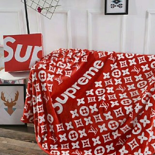 シュプリーム(Supreme)のSupreme軽量で温かい 春夏毛布 寝具(毛布)