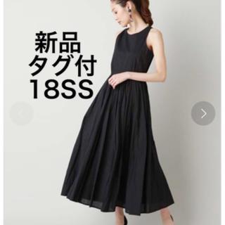 MARIHA ☆新品タグ付☆ 18SS 夏のレディのドレス ネイビー マリハ(ロングワンピース/マキシワンピース)