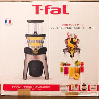 ティファール(T-fal)のT-fal のジューサー(ジューサー/ミキサー)