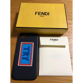 FENDI - FENDI iPhoneケース 8対応  フェンディ スマホ