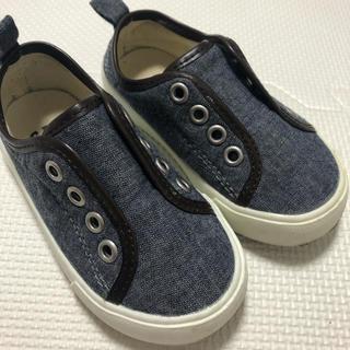 ベビーギャップ(babyGAP)の【13㌢】GAP 靴(スニーカー)