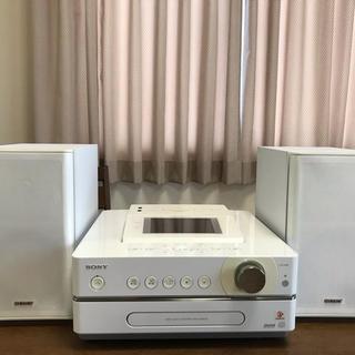 ソニー(SONY)のソニー コンポ NAS-D55HD(その他)