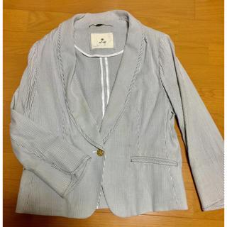 エフデ 大きいサイズ ジャケット15号  美品