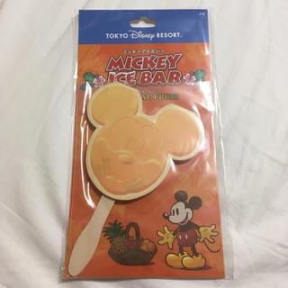 ディズニー(Disney)のミッキーアイスバー メモ ディズニー(ノート/メモ帳/ふせん)