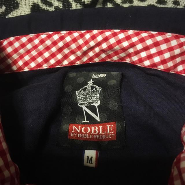 Noble(ノーブル)のNOBLE  ノーブル   ポロシャツ メンズのトップス(ポロシャツ)の商品写真