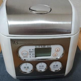 サンヨー(SANYO)のSANYOマイコンジャー炊飯器(ECJ-LS30)(炊飯器)