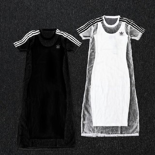 アディダス(adidas)のadidas 新品 アディダス オリジナルス タグ付き ワンピース(ロングスカート)