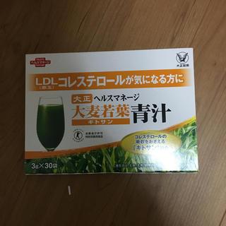 タイショウセイヤク(大正製薬)の大正製薬 大麦若葉青汁  30個(青汁/ケール加工食品 )
