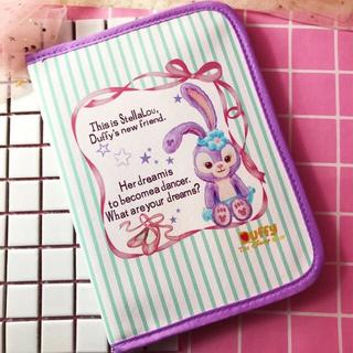 ディズニー(Disney)のステラルー  母子手帳ケース 通帳ケース (母子手帳ケース)