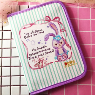 Disney - ステラルー  母子手帳ケース 通帳ケース