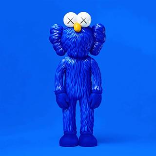 MEDICOM TOY - KAWS BFF MoMA EXCLUSIVE