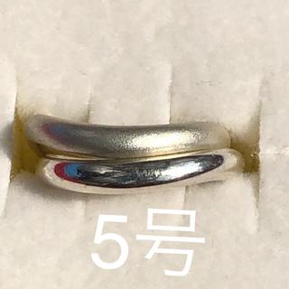 シルバー ピンキーリング 5(リング(指輪))