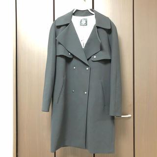 シネカノン(Sinequanone)の新品  ¥48000  sinequanone  コート(ロングコート)