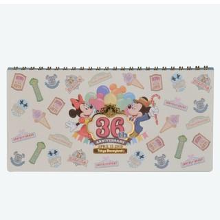 ディズニー(Disney)のディズニー36周年 ノート(ノート/メモ帳/ふせん)