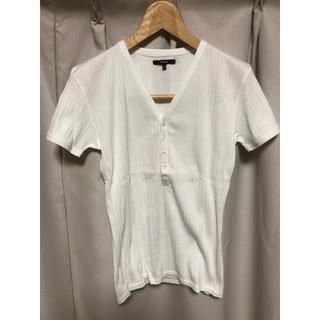 シェラック(SHELLAC)のシェラック  shellac  ヘンリー  カットソー(Tシャツ/カットソー(半袖/袖なし))