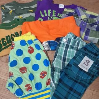 セラフ(Seraph)の値下げ!!8点まとめ売り!80サイズ男の子(Tシャツ)