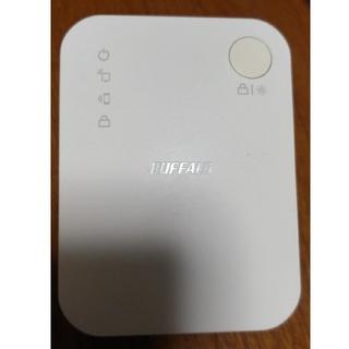 バッファロー(Buffalo)のBUFFALO 無線LAN中継器 WEX-733DHP(PC周辺機器)