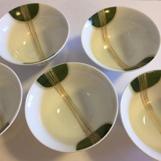 ノリタケ(Noritake)のノリタケ 常葉草 煎茶揃(5個)(食器)