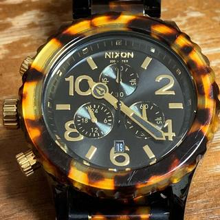 ニクソン(NIXON)のNIXON 腕時計 THE 42-20 CHRONO (クロノグラフ) (腕時計(アナログ))