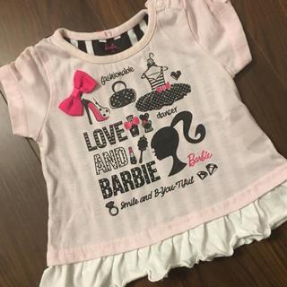 バービー(Barbie)のBarbie トップス(Tシャツ/カットソー)