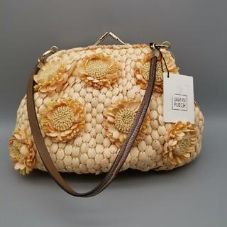ジャマンピュエッシュ(JAMIN PUECH)のジャマン・ピュエッシュ 未使用バッグ LOTUS(ハンドバッグ)