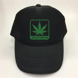 マリファナマーク 高級系 メッシュキャップ OTTOタイプ 帽子 upk37(キャップ)