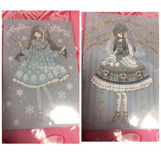 アンジェリックプリティー(Angelic Pretty)のangelic pretty 今井キラ ポストカードセット ②(その他)