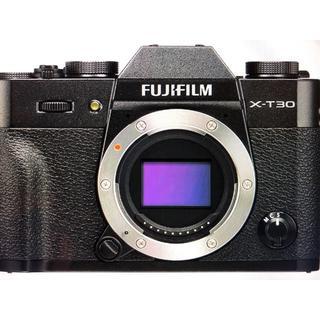 ■FUJIFILM X-T30 ボディ [ブラック](ミラーレス一眼)