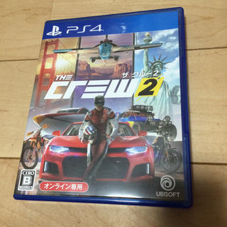プレイステーション4(PlayStation4)のThecrew2(家庭用ゲーム本体)