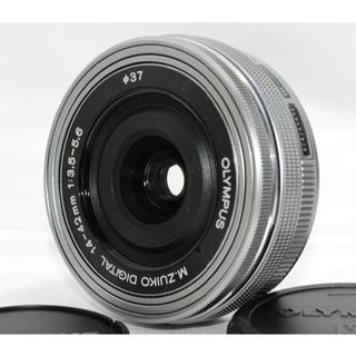 オリンパス(OLYMPUS)の★なめらか電動式ズーム 動画快適 ★オリンパス14-42mm EZ(レンズ(ズーム))