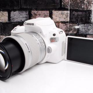キヤノン(Canon)の★超人気★Canon EOS KISS X9 ホワイト(デジタル一眼)