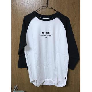ルーカ(RVCA)のAFENDS カットソー(Tシャツ/カットソー(七分/長袖))