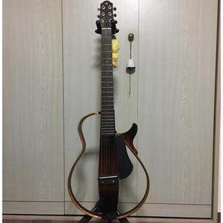 ヤマハ(ヤマハ)のyamaha SLG200s ヤマハ サイレントギター おまけ(アコースティックギター)