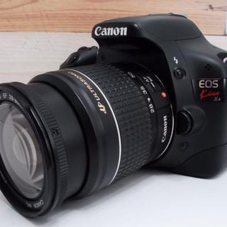 キヤノン(Canon)の★美品★Canon EOS Kiss X4 レンズセット!(デジタル一眼)