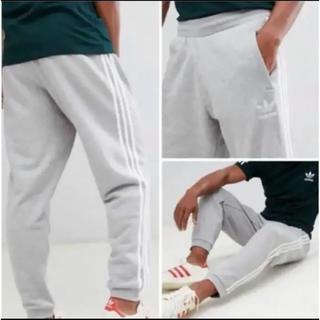 アディダス(adidas)のadidas スウェットパンツ グレー(スラックス)