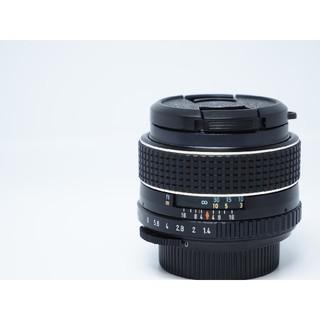 ペンタックス(PENTAX)のSMC TAKUMAR 50mm f1.4(レンズ(単焦点))