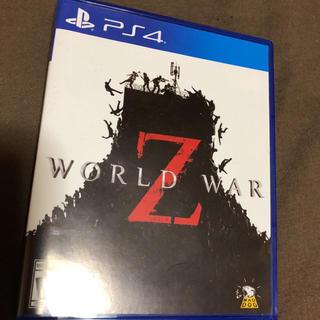 プレイステーション4(PlayStation4)のワールドウォーZ PS4 北米版(家庭用ゲームソフト)